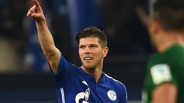 Huntelaar bezorgt Schalke 04 zege op FC Augsburg