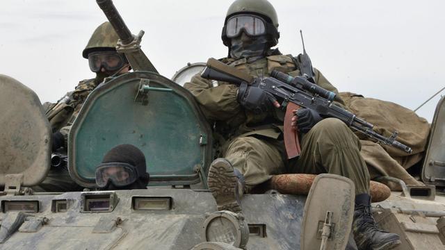 'Voorkomen van oorlogen kern Russische militaire politiek'