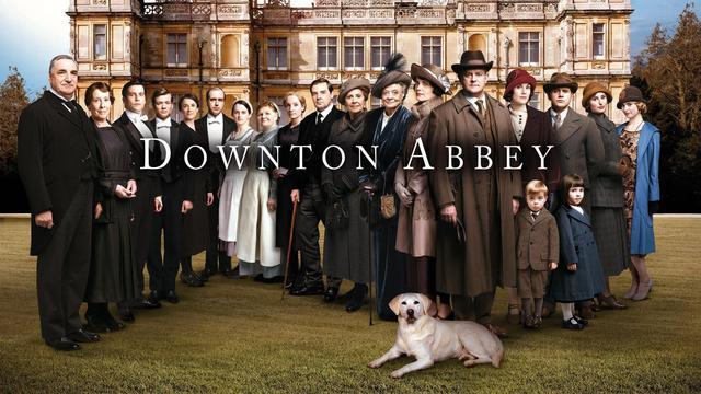'Downton Abbey keert terug als film'