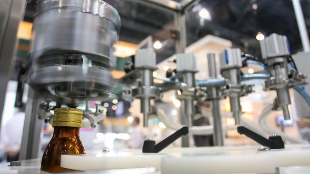 Productie industrie op hoogste niveau in vier jaar