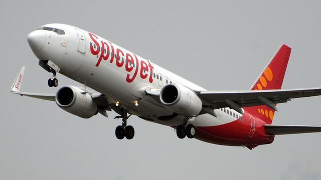 SpiceJet bestelt 205 vliegtuigen bij Boeing