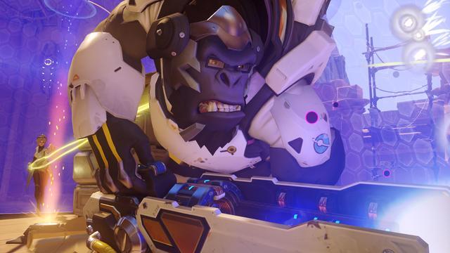 'Multiplayer-game Overwatch eind mei beschikbaar'