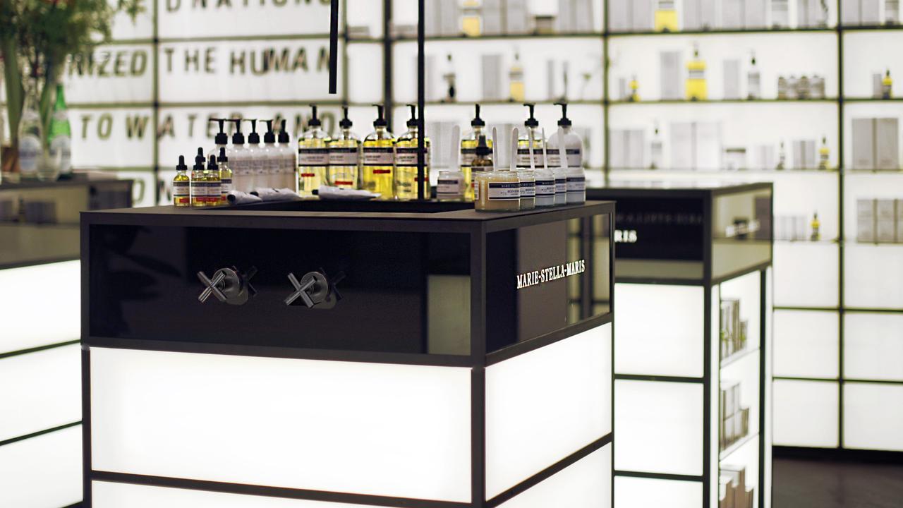 marie stella maris opent shop in shop in de bijenkorf nu het laatste nieuws het eerst op. Black Bedroom Furniture Sets. Home Design Ideas
