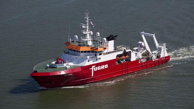 Sonar Nederlands zoekschip MH370 blijft achter op zeebodem