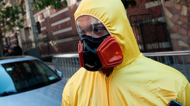 Mogelijk geval ebola in UMCG