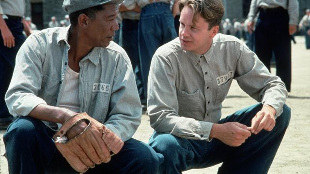The Shawshank Redemption opgenomen in Amerikaans Filmarchief