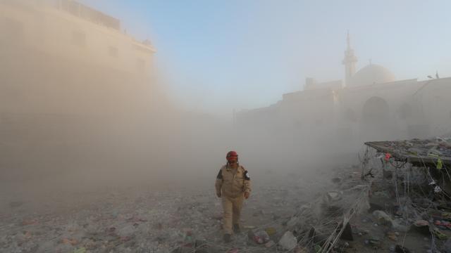 Bijna 500 doden in Syrië door luchtaanvallen VS-coalitie