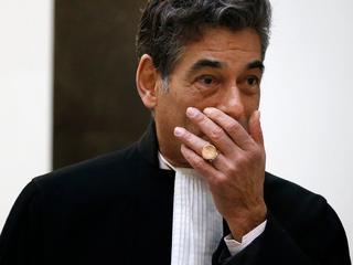 Verdachte niet aanwezig bij zitting in Amsterdamse rechtbank