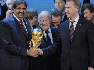 Adidas, Coca-Cola en Hyundai houden vertrouwen in wereldvoetbalbond