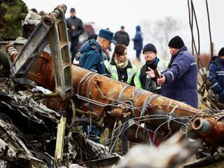 Nog niet bekend wanneer spullen vanuit Oekraïense stad naar Nederland worden vervoerd