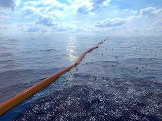 Oprichter Boyan Slat wil 'plastic soep' in oceanen opruimen