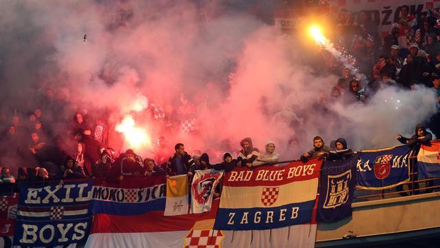 Kroatië twee duels zonder publiek in WK-kwalificatie