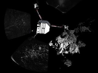 'De kans dat Philae nog een keer contact met ons opneemt is helaas nul'