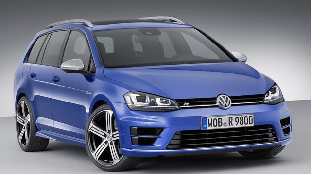 Volkswagen bepaalt prijzen Golf R en GTD Variant