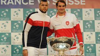 Focus op Federer