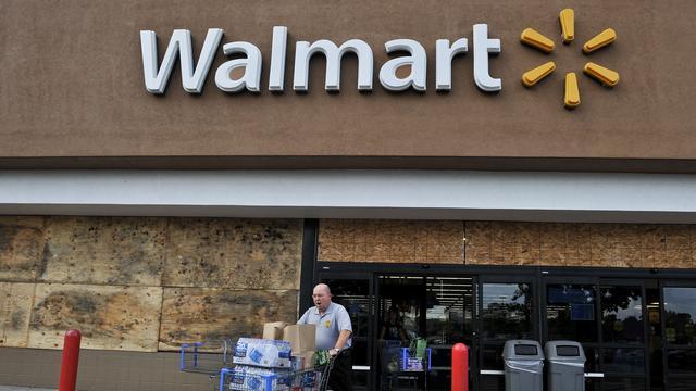 Stel gearresteerd na verloving en diefstal in Walmart