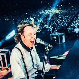 'Paul McCartney op 7 juni naar Ziggo Dome'