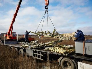'Met transport van Torez naar Charkov is bergingsmissie van wrakstukken van afgelopen week beëindigd'