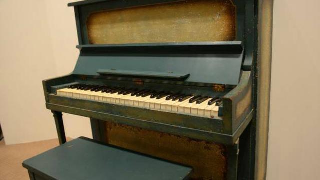 Piano uit film Casablanca onder de hamer