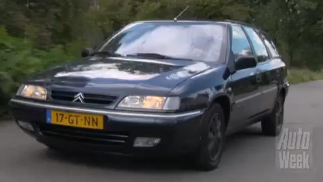 Klokje Rond - Citroën Xantia 2.0 HDI