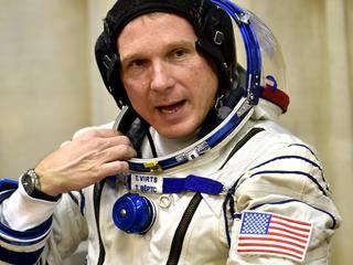 Italiaanse, Amerikaan en Rus blijven komende maanden in ruimte