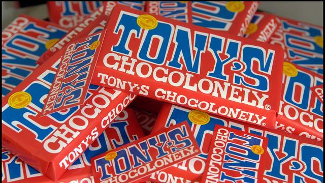 Tony's Chocolonely komt met drie nieuwe smaken