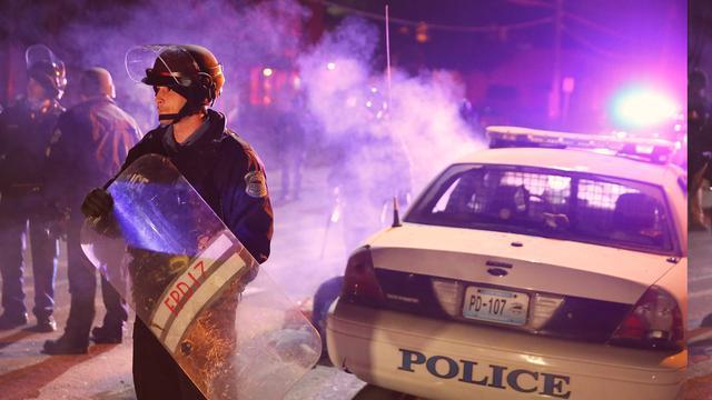 Protesten in heel Amerika tegen uitspraak Ferguson