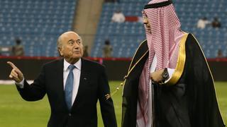 Brief aan Blatter