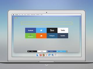 Browser is gebaseerd op Chromium