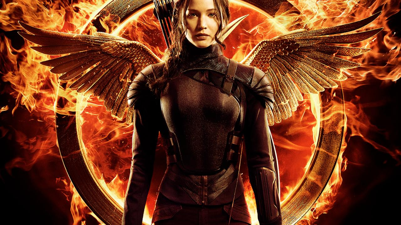 Hunger Games Part Two - Trailer