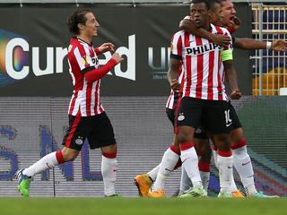 Georginio Wijnaldum schiet Eindhovenaren in slotfase naast Portugezen