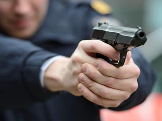 29-jarige man zou wapen op zak hebben
