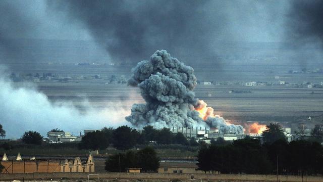 'Verenigde Staten zijn klaar voor militaire oplossing Syrië'