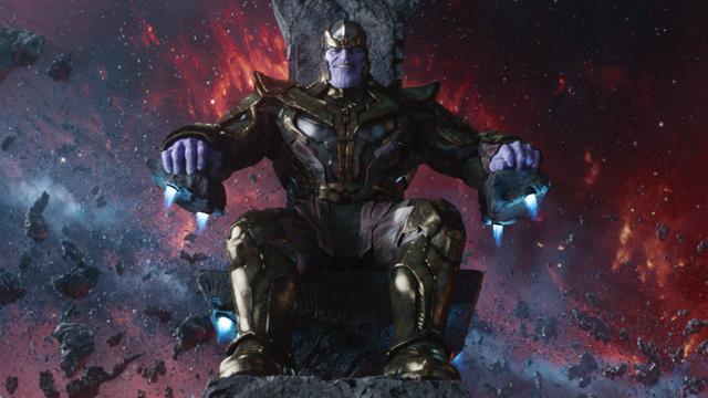 Avengers: Infinity War niet verspreid over twee delen