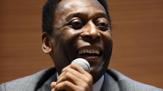 Voetballegende Pelé klaagt Samsung aan voor 30 miljoen dollar