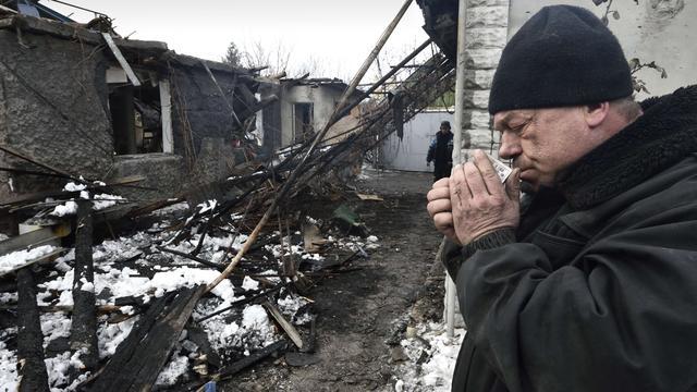 Overleg over oplossing crisis Oekraïne hervat