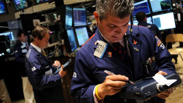 Flinke winsten op Wall Street