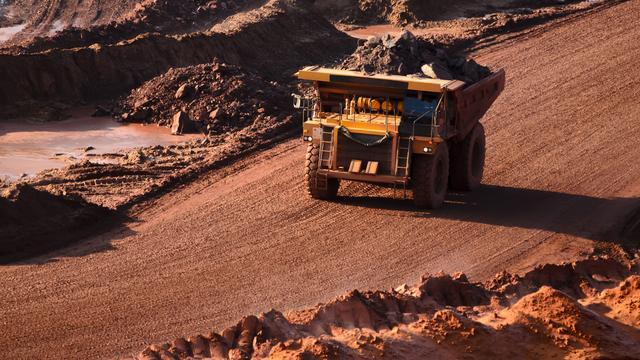 China is bevangen door de ijzerertskoorts