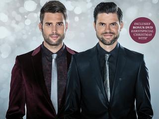 Volendams duo ook dit jaar weer onder de kerstboom met een plaatje