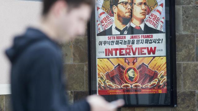 Sony toont The Interview alsnog in enkele Amerikaanse bioscopen
