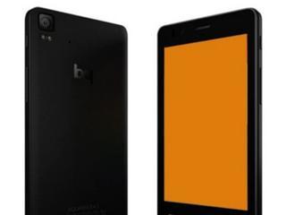 De Bq-smartphone krijgt een 4,5 inch-scherm