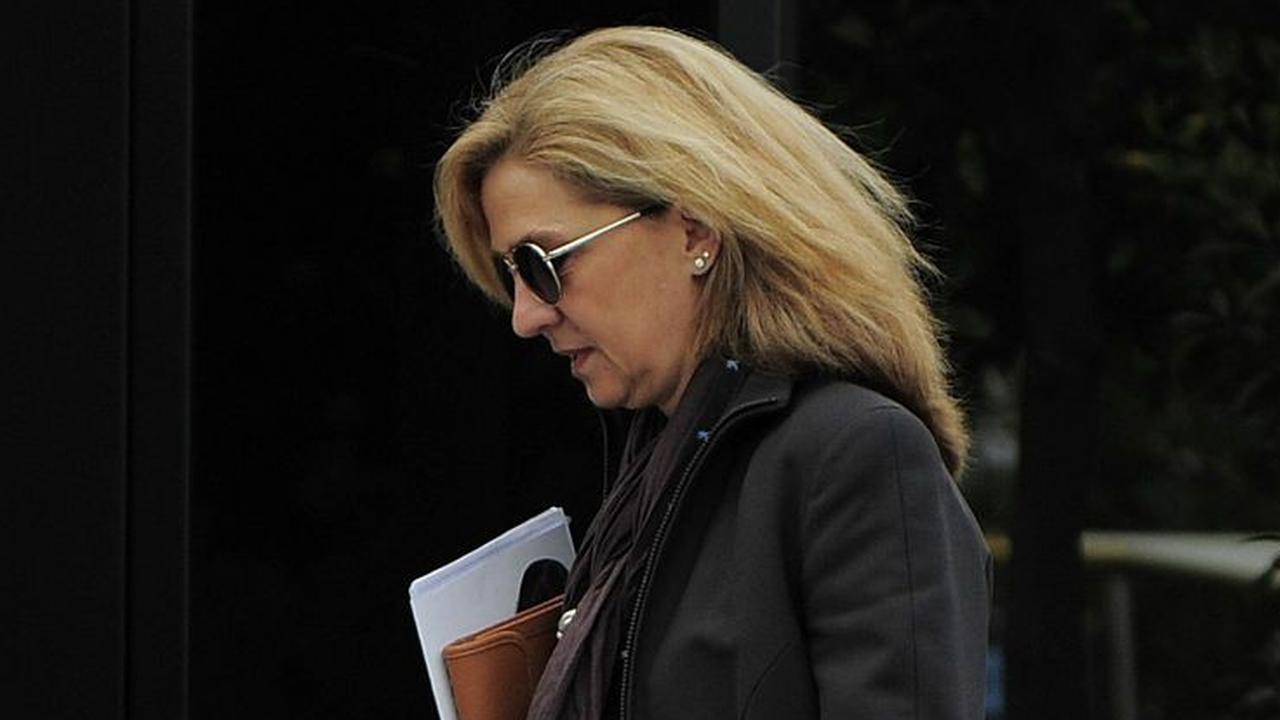Spaanse prinses Cristina hoeft niet de cel in voor fraude