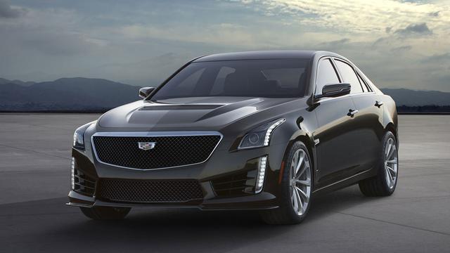 Nieuwe Cadillac CTS-V heeft 640 pk