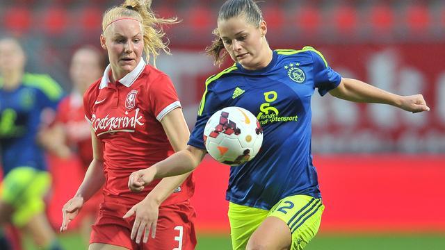 BeNe League vrouwenvoetbal stopt na huidige seizoen