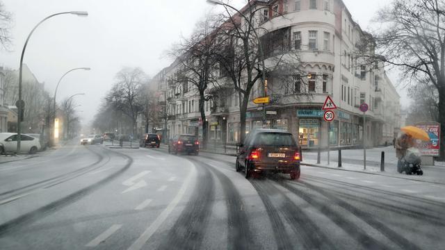 Overlast door zware regen in Noord-Duitsland