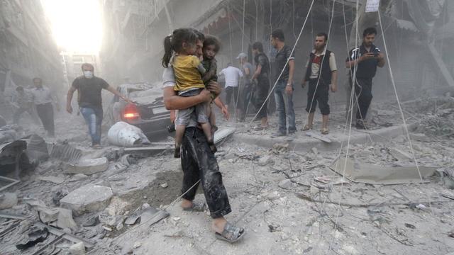 'Aantal Syriërs zonder toegang tot noodhulp hoger dan gedacht'