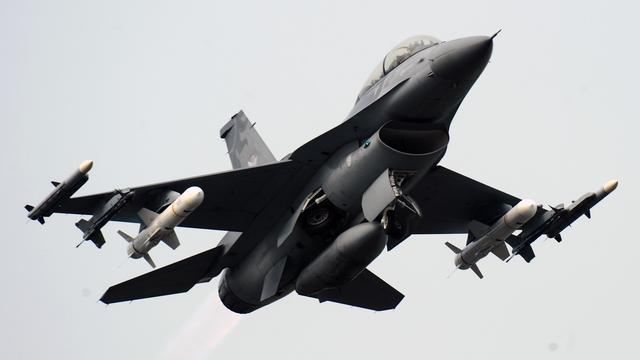 Nederlandse F-16's schakelen tientallen IS-strijders uit