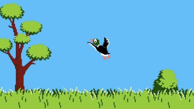 Game-ontwikkelaar maakt Duck Hunt in virtual reality