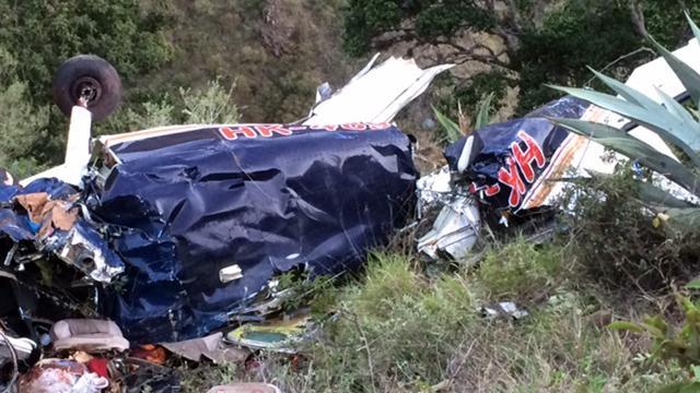 Zeven doden door vliegtuigcrash Colombia