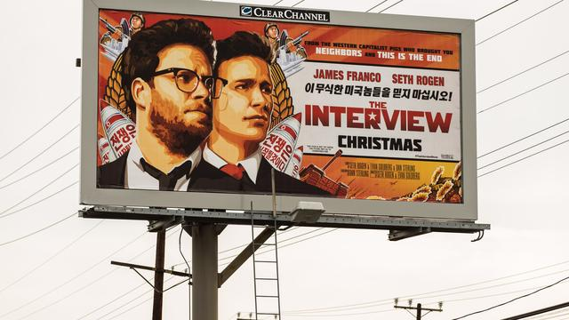 'The Interview is alle ophef niet echt waard'